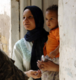 A displaced Iraqi woman living in the Adhamiyah neighbourhood of Baghdad.