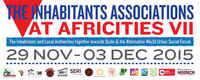 Africities VII, First the Inhabitants!