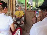 Brazil_Interview_Quilombo do Sopapo