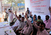 Hyderabad City Slum People's Federation