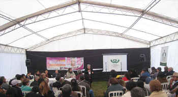 La AIH  presenta Estudio sobre el Fondo para la Vivienda en el IV FSM, ASUNCIÓN, agosto 2010
