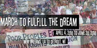 March to fulfill the dream, USA, april 2010