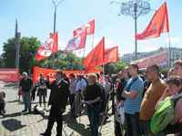 Meeting of Moscow Dormitory Tenants: Housing is the right not privilege!