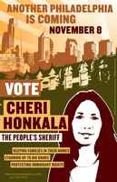 Philadelphia, Chery Honkala, the People's Sheriff: Keeping families in their homes