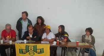 TALLER DE CONAM en FSM